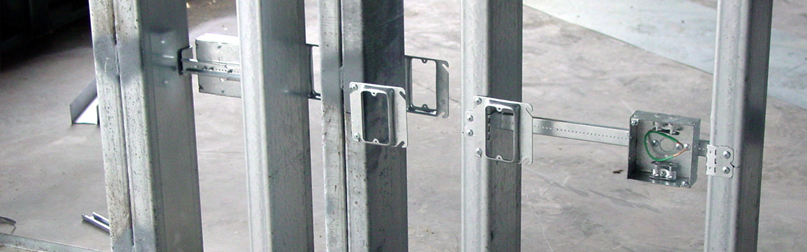 Residential Steel Stud Framing - Comox Valley Interior Systems